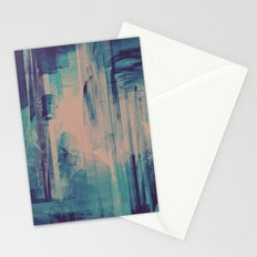 slow glitch Stationery Cards