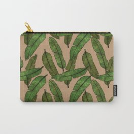Banana Leaf - Coffee Carry-All Pouch