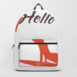 Summer Hello Summer Backpack