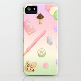 Weeaboo Candy iPhone Case