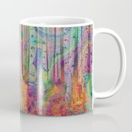 Hipster Forest Coffee Mug