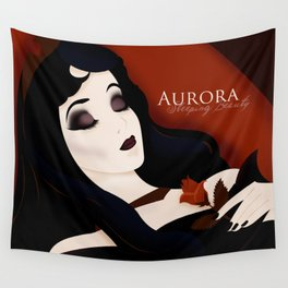 Sleeping Beauty: Aurora Wall Tapestry
