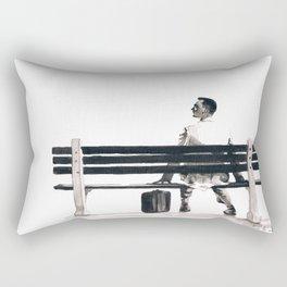Forrest Gump Rectangular Pillow
