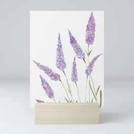 Lavander Mini Art Print