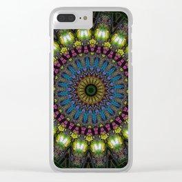 U.F.O Clear iPhone Case