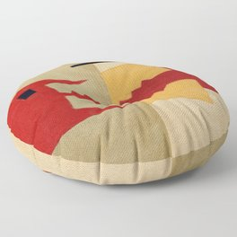 Xolotl Floor Pillow