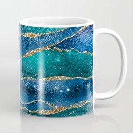 Marble Galaxy #Society6 #Buyart Coffee Mug