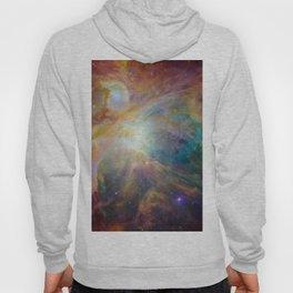 Universe Nebula in Rainbow Color Hoody