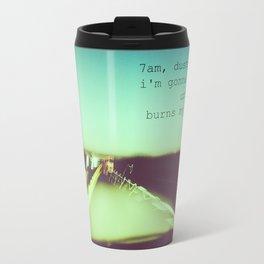M83 7AM Drive Travel Mug