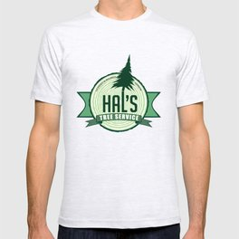 Hal's Tree Service T-shirt