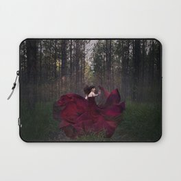 If You Go Down to the Woods Today Laptop Sleeve