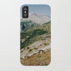 Mt St Helens iPhone X Slim Case