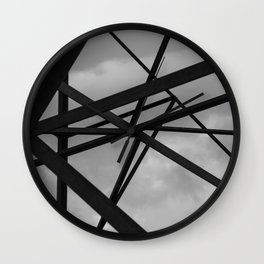 Staccato Wall Clock