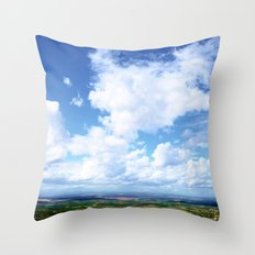September's Impressions Throw Pillow