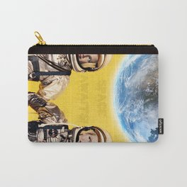 SPACE AWAITS RITA HAYWORTH Carry-All Pouch