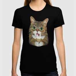 Lil Bub - famous cat T-shirt