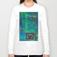 oasis Long Sleeve T-shirts featuring Oasis by Cifertherhyme
