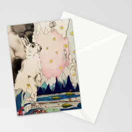 an ordinary day Stationery Cards