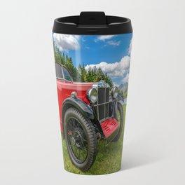 Arriving In Style Travel Mug