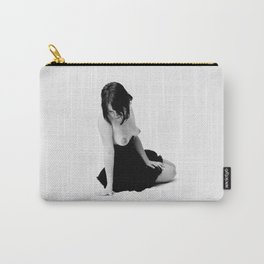 Nude Carry-All Pouch
