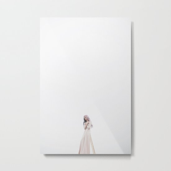 Height Metal Print