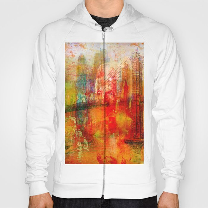 Memory of a dream of childhood Hoody