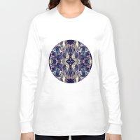 kaleidoscope Long Sleeve T-shirts featuring Kaleidoscope by QUEQZZ