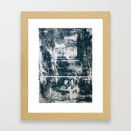 cmplt Framed Art Print
