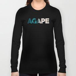 Ocean Agape Long Sleeve T-shirt