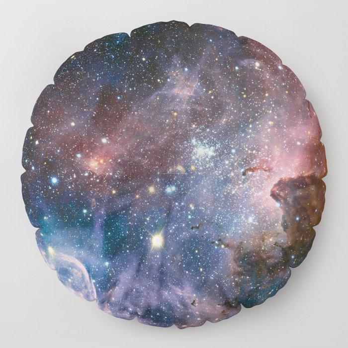 The Carina Nebula Floor Pillow