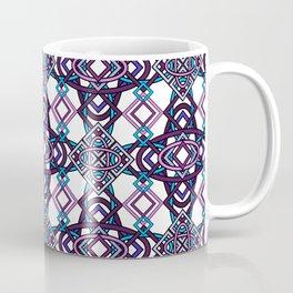 Don't Be Cross- Purple Hues Coffee Mug