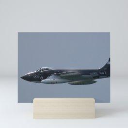 Sea Vixen Speed Mini Art Print