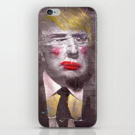 Tramps the Clown iPhone Skin