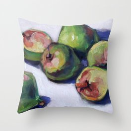 Cathedral Figs Throw Pillow