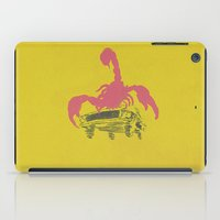 drive iPad Cases featuring Drive by Orphan Elliott