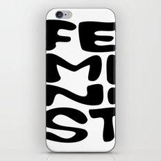 Feminist iPhone & iPod Skin