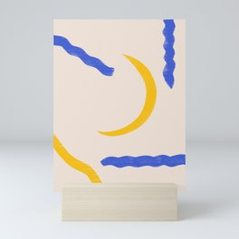 La Luna Mini Art Print