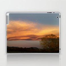 Sculpted Sky Laptop & iPad Skin