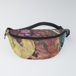 Colorful Nature : Texture Fanny Pack