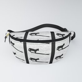 Shadow play Fanny Pack