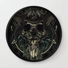 Man From Nowhere Wall Clock