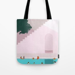 Greece Bliss Tote Bag