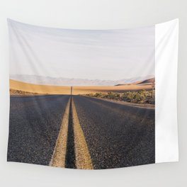 on the road Wall Tapestry