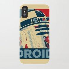 Droid iPhone X Slim Case