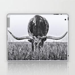 B&W Longhorn Laptop & iPad Skin