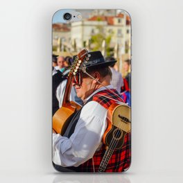 Le musicien iPhone Skin