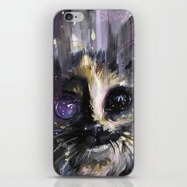 Dual Cat iPhone Skin