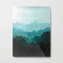 Mists No. 2 Metal Print