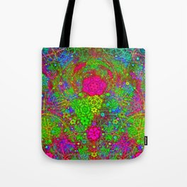 The Twirling Light of My Mind Tote Bag