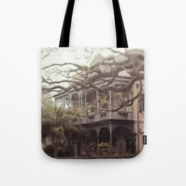 New Orleans Southern Beauty Tote Bag